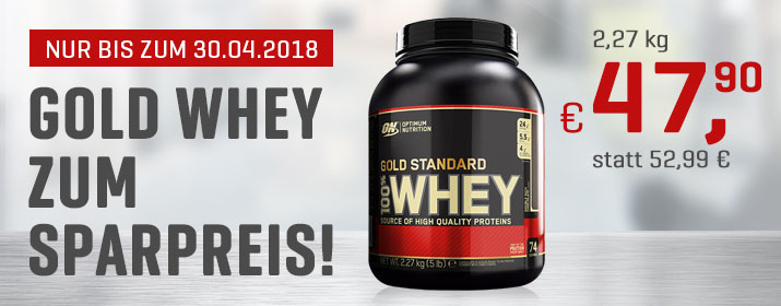 BA Kategorie Gold Whey Aktion APR18