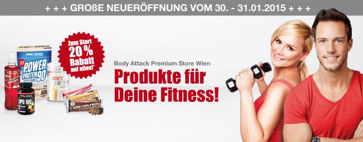 BA News Premium Store Wien JAN15