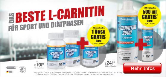 BBSz L-Carnitine 2000 JUL15