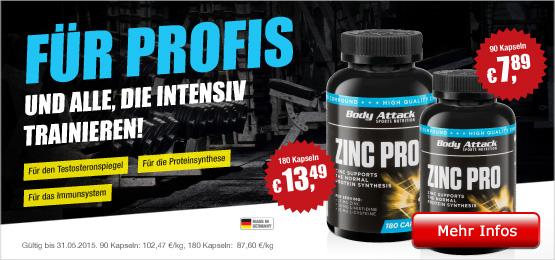 BBSz Zinc Pro MAI15