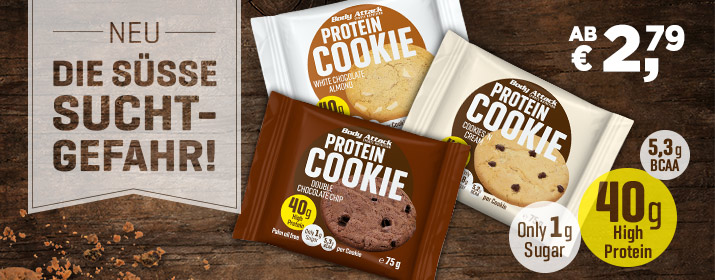 Kategorie Protein Cookie