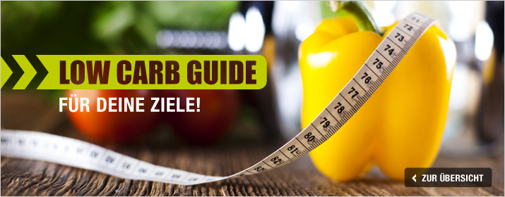 LowCarb Guide Produkte