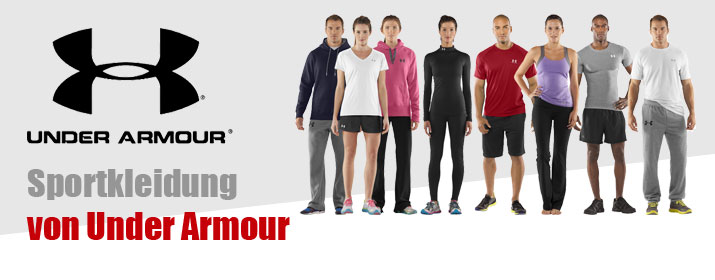Rubrik Sportbekleidung - Under Armour