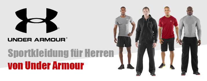 Rubrik Sportkleidung Herren - Under Armour