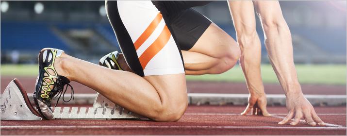 Sportart Leichtathletik