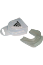 Adidas Mundschutz Double transparent