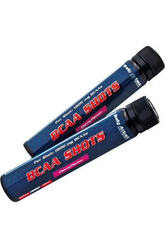 Body Attack BCAA Shots 25ml Ampulle
