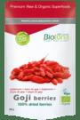 Biotona Goji Berries 100% Organic - 250g