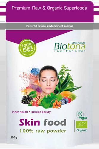 Biotona Skin Food Raw Powder - 200g