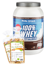 Body Attack 100% Whey Protein - 900g plus Low Carb M�sli