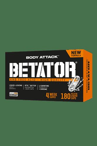 Body Attack BETATOR® - 180 Caps