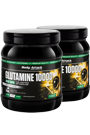 Body Attack Glutamine 10000 - 300 Caps Doppel-Pack