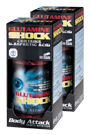 Body Attack Glutamine Shock - 80 Caps Doppel-Pack