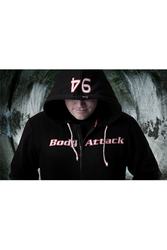 Body Attack Hoodie 94