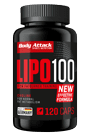 Body Attack LIPO 100 - 120 Caps
