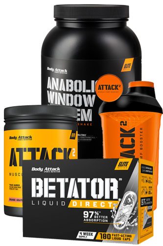 Body Attack Muscle Stack II