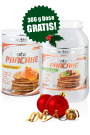 Body Attack Protein Pancake Stevia 900g Aktion
