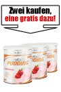 Body Attack Protein Pudding 210g 2+1 Aktion