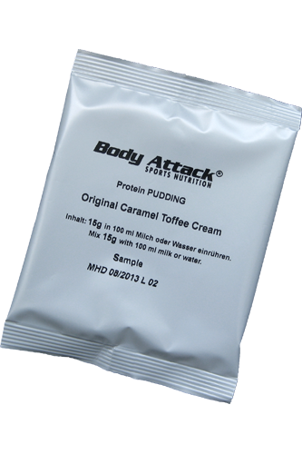 Body Attack Protein Pudding - 15g