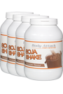 Body Attack Soja Shake - 750g - 4 Dosen