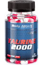 Body Attack Taurine 2000 - 90 Caps Restposten***