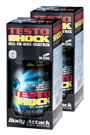 Body Attack Testo-Shock - 90 Caps Doppel-Pack