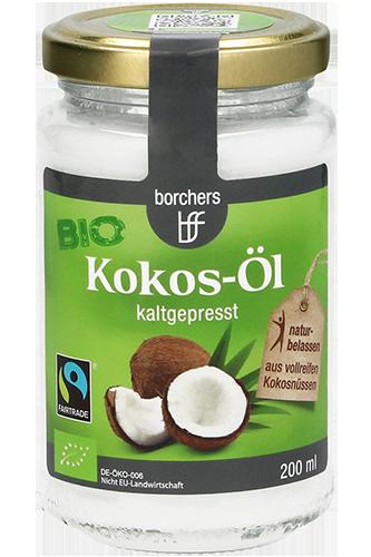 Borchers Bio Kokos-Öl - 200ml