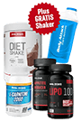 Body Attack Di�t Paket Extra