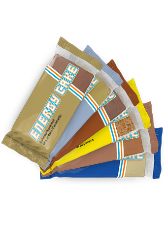 Energy Cake Haferriegel - 125g