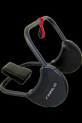 Finnlo AB-Dominox Bauchtrainer mit Powerbelt