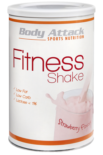 Body Attack Fitness Shake 400g