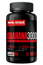 Body Attack Guarana 3000 - 90 Caps