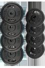 Hammer Gewichte Set 60kg