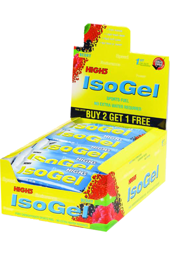 High5 IsoGel 25x 60ml