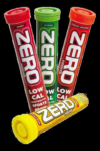 High5 Zero Tube 20 Tabs