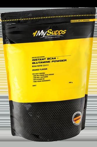 My Supps Instant BCAA + Glutaminsäure - 500g