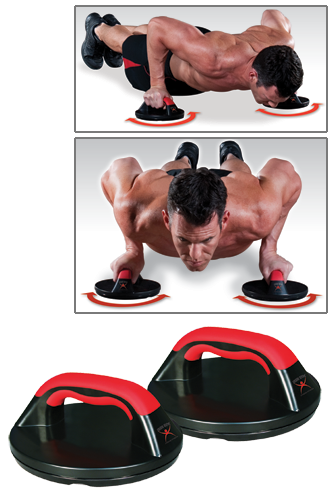 Iron Gym Push Up� Liegest�tzgriffe