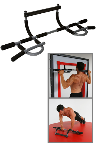 Iron Gym� Xtreme Klimmzugstange