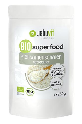 JabuVit Bio Flohsamenschalen - 250g