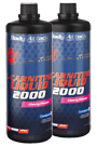 Body Attack L-Carnitine Liquid 2000 - 2 Flaschen � 1L