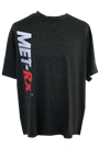 MET-Rx T-Shirt graphite in XL