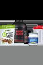 Masseaufbau-Paket Profi + gratis Shaker