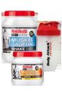 Men�s Health Muskelaufbau-Paket Standard
