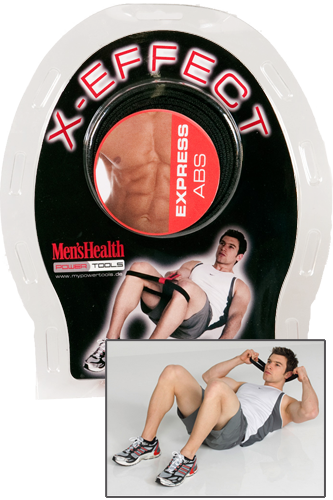 Men´s Health POWERTOOLS X-EFFECT Reisebauchtrainer