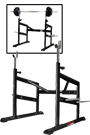 Men�s Health SPARKS RACK mit Super Weights