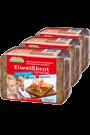 Mestemacher Eiwei�brot - 250g Dreier-Pack