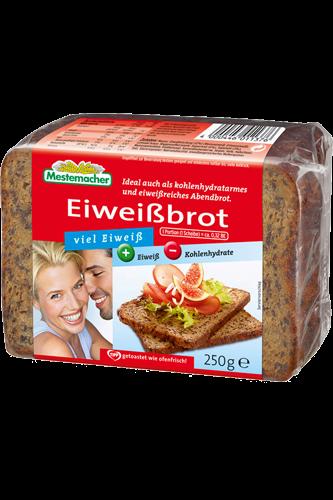 Mestemacher Eiwei�brot - 250g