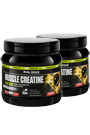 Body Attack Muscle Creatine 240 Maxi-Caps Doppel-Pack