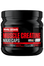 Body Attack Muscle Creatine 240 Maxi-Caps (Creapure�)