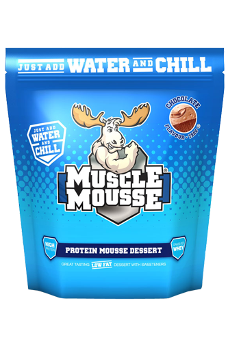 Muscle Mousse Protein Mousse Dessert - 750g